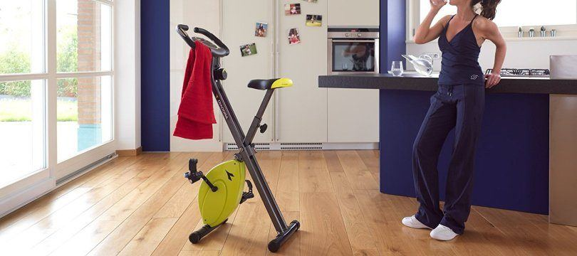 vélo d'appartement pliable UltraSport F-Bike